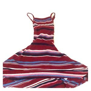 Hollister Striped day dress